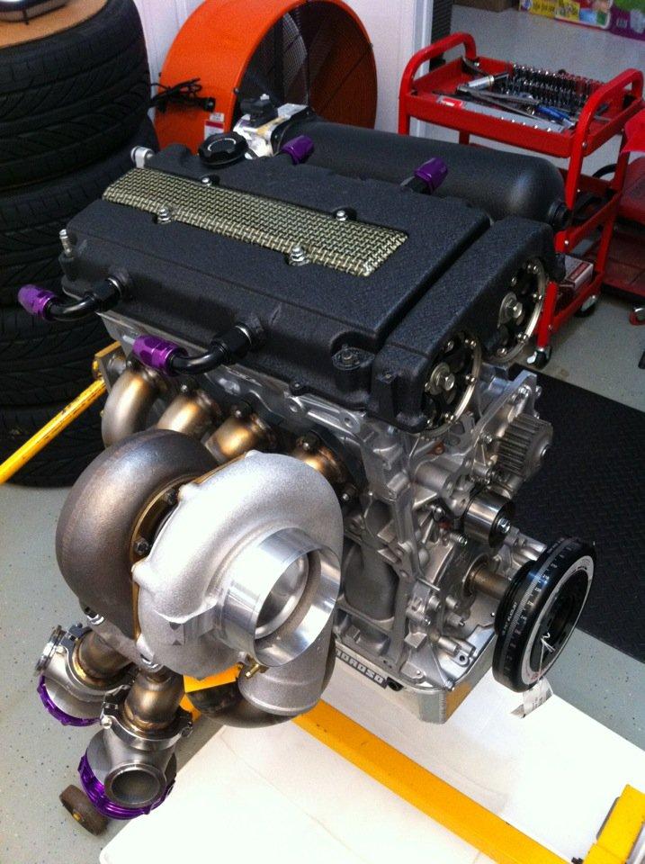 LarrysPower.com - Larry's Auto Machine - Acura / Honda