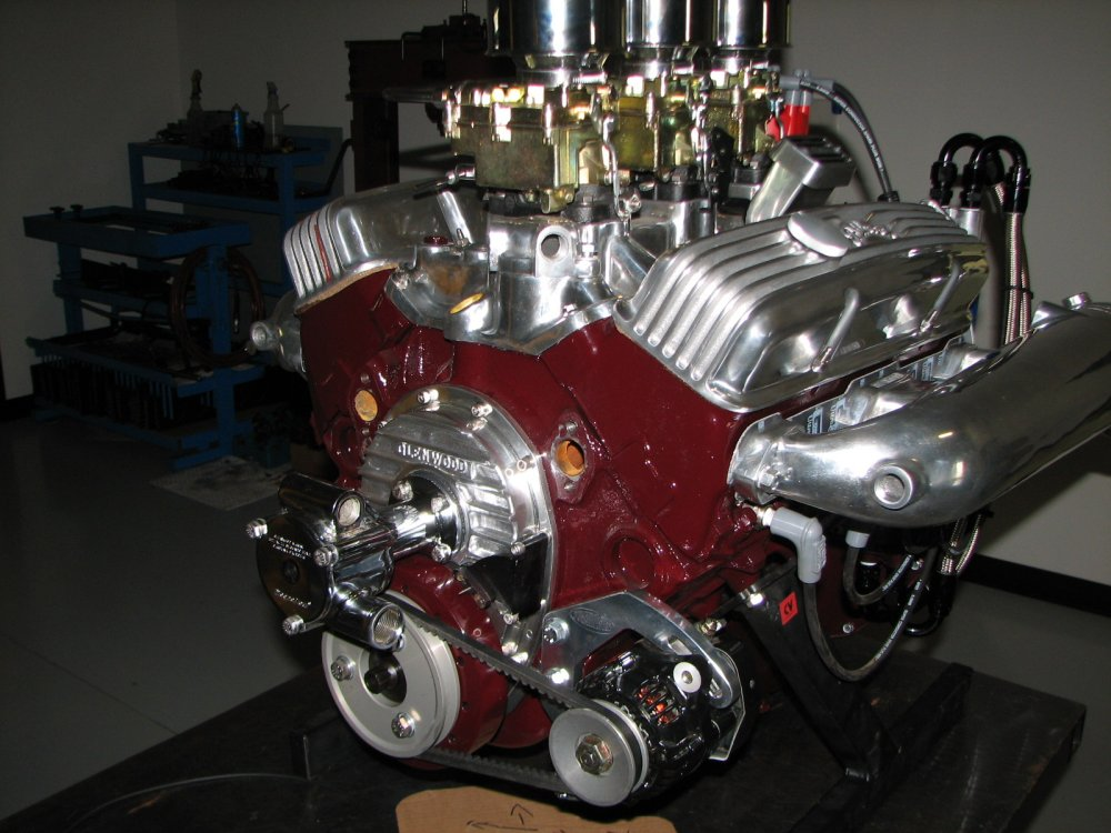 Bt on Ls1 Performance Engine